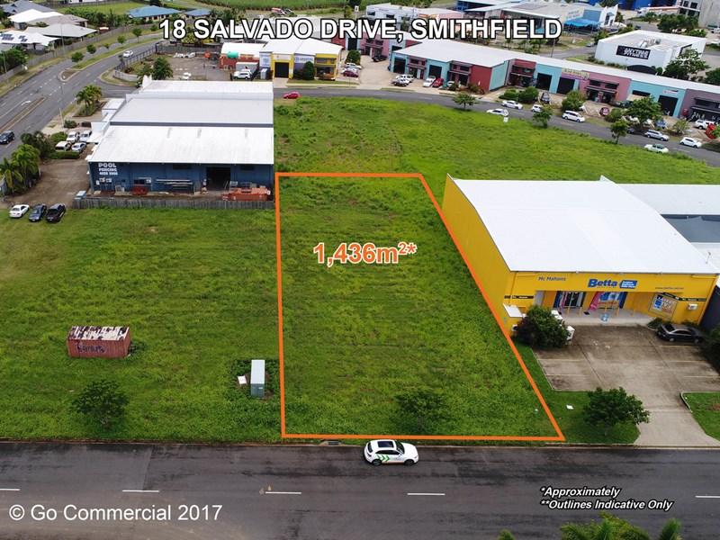 18 Salvado Drive SMITHFIELD QLD 4878