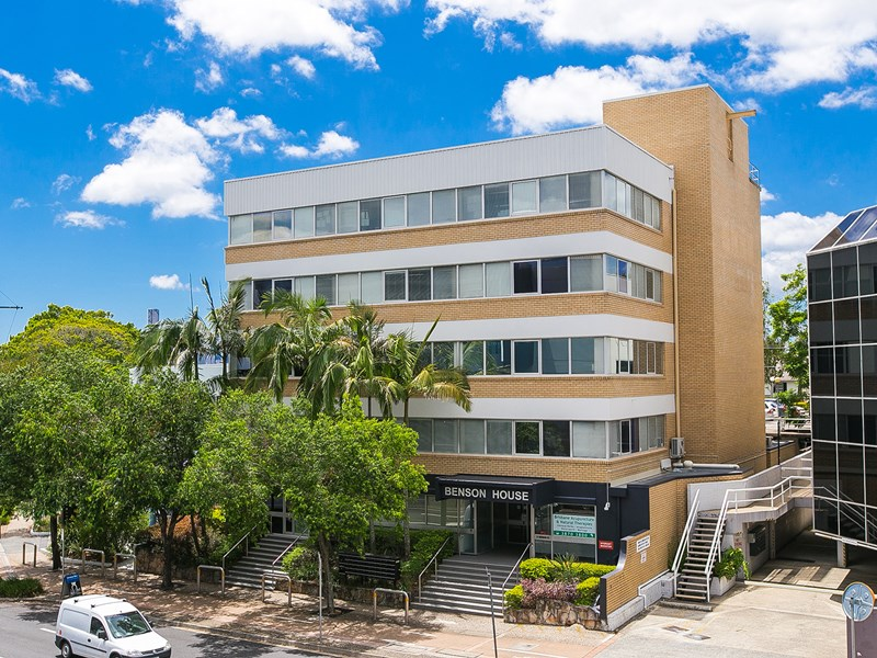 42 Benson House, 2 Benson Street TOOWONG QLD 4066