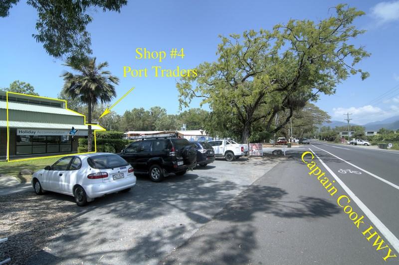 Lot 4 Captain Cook Highway PORT DOUGLAS QLD 4877
