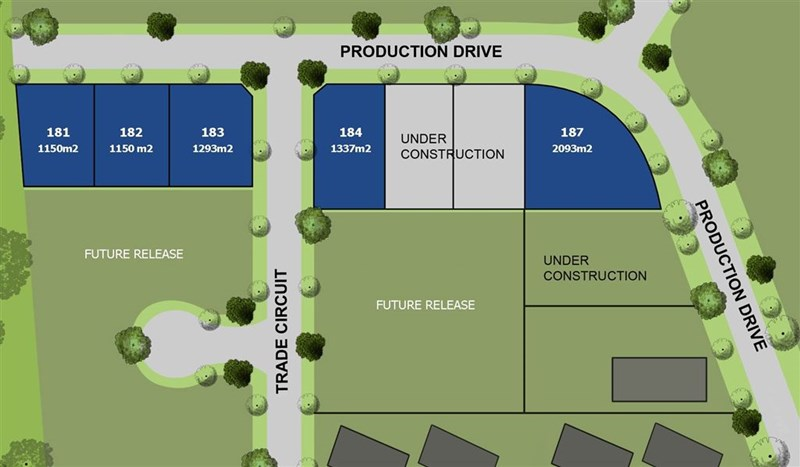 Lot/185-186 Production Drive WAUCHOPE NSW 2446