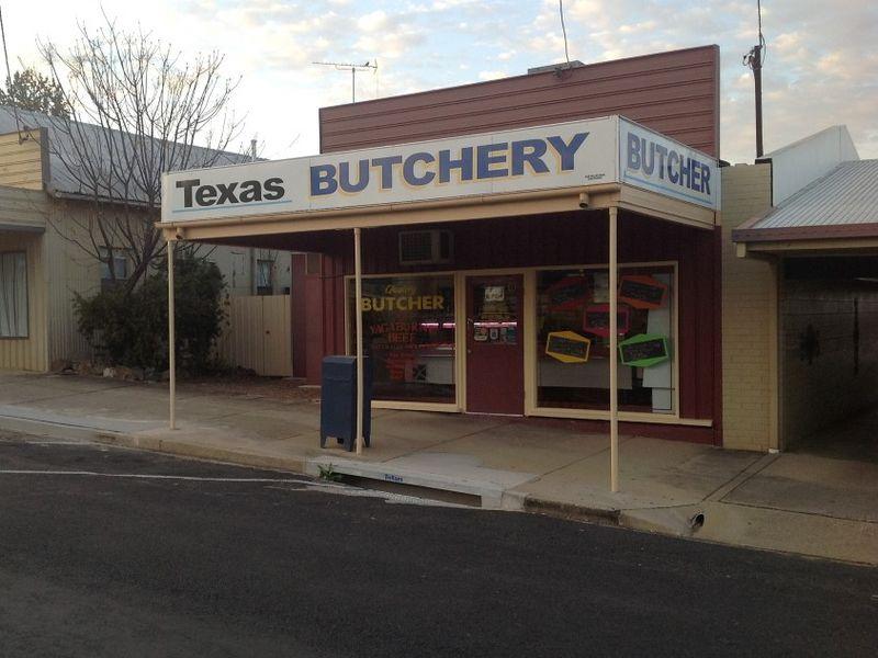 0 - Texas Butchery TEXAS QLD 4385
