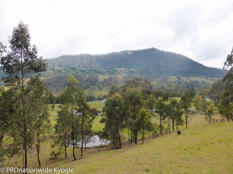 Lot53 Gorge Creek Road, Grevillia KYOGLE NSW 2474