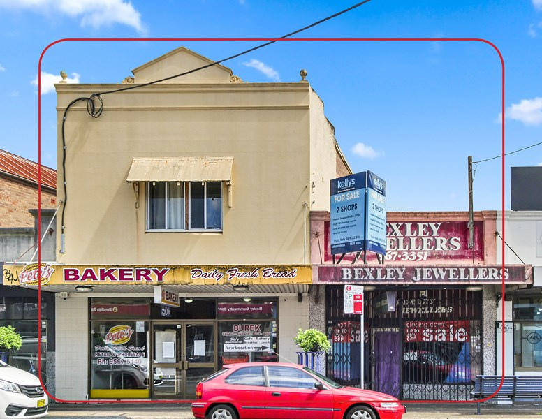 447 & 449 Forest Road BEXLEY NSW 2207