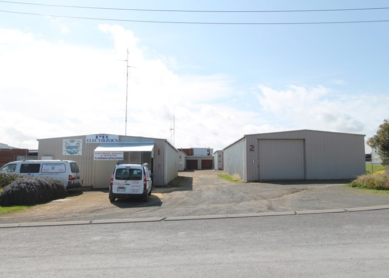 Sheds 1&2, 9 Hammond Place WARRNAMBOOL VIC 3280