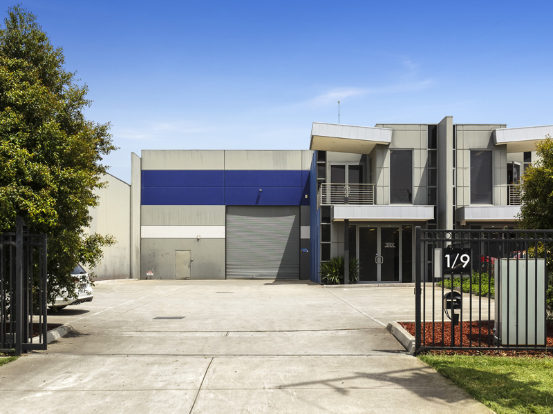 9A Production Drive CAMPBELLFIELD VIC 3061