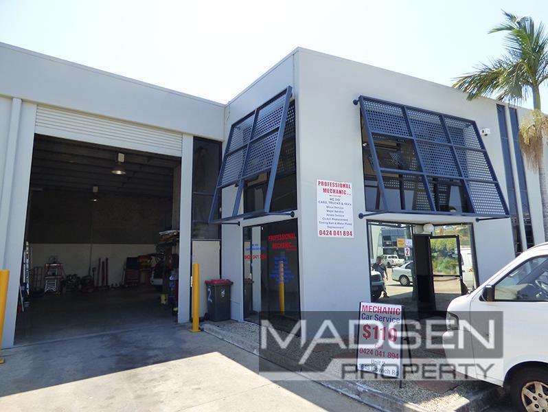 2/1645 Ipswich Road, Rocklea QLD 4106 - Sold Industrial