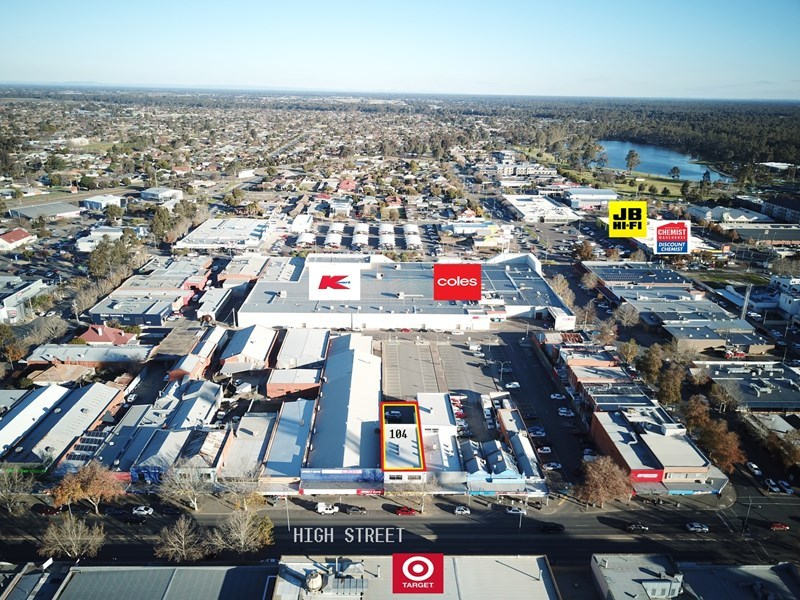 102 104 High Street Shepparton Vic 3630 Shop Retail Property For Sale Commercial Real Estate
