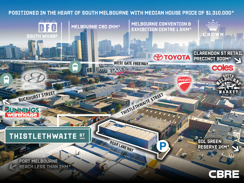 Land Development Properties for Sale in Port Melbourne, VIC 3207