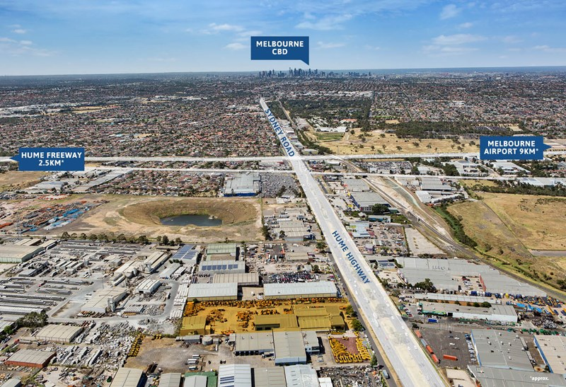 250 Industrial & Warehouse Properties For Sale in Campbellfield, VIC
