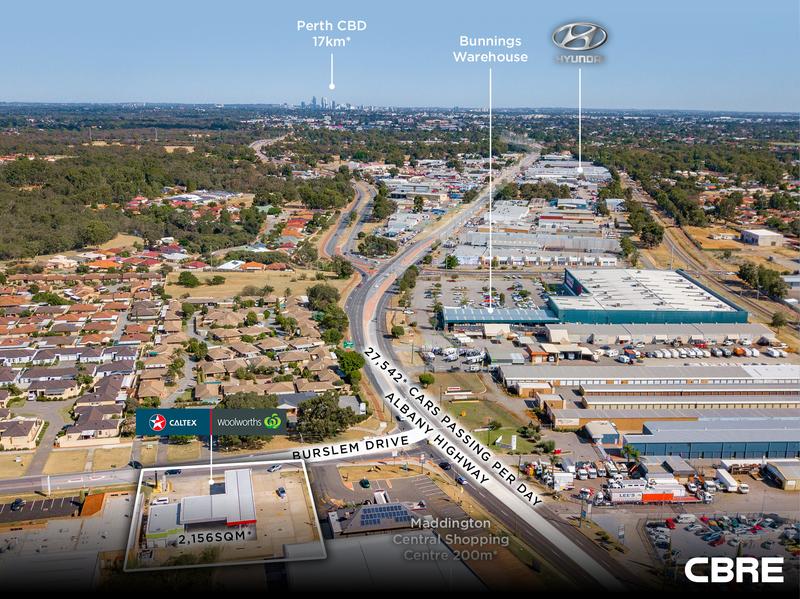 Woolworths Caltex 207 Burslem Drive, Maddington WA 6109 - Image 5
