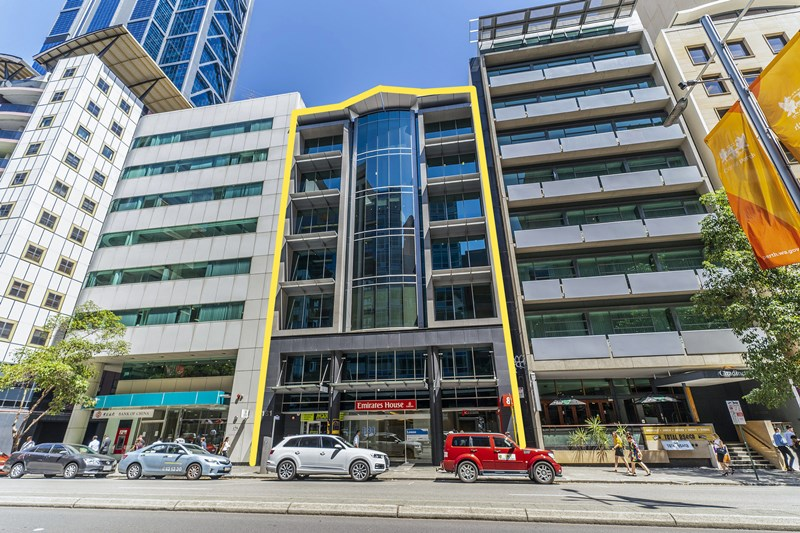 181 St Georges Terrace, Perth WA 6000 - Image 1