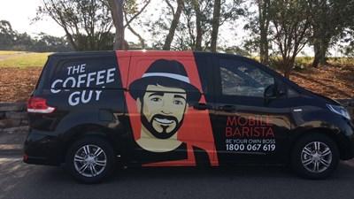 The Coffee Guy Hobart TAS 7000