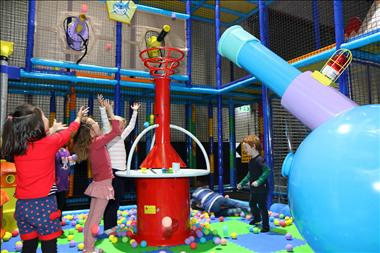 Croc's Playcentre Gregory Hills NSW 2557