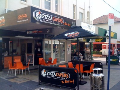 Pizza Capers Mount Gravatt QLD 4122