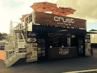 Crust Gourmet Pizza Carindale QLD 4152
