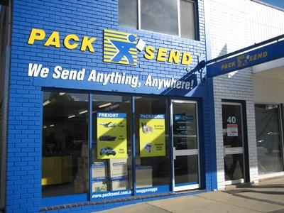 PACK & SEND Wagga Wagga NSW 2650