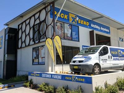 PACK & SEND Wollongong NSW 2500
