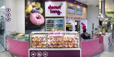 Donut King Sale VIC 3850