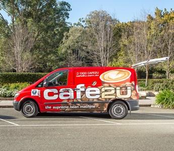 Cafe2U Melrose Park SA 5039