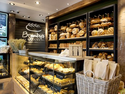 Brumby's Bakeries Sydney NSW 2000