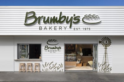 Brumby's Bakeries Canberra Airport ACT 2609
