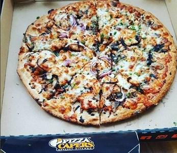 Pizza Capers Geraldton WA 6530