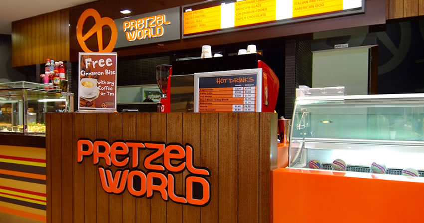 Pretzel World photo