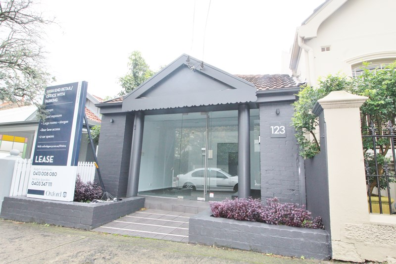 123 Edgecliff Road WOOLLAHRA NSW 2025
