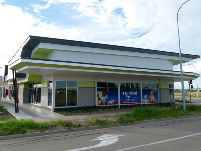 Stage 2 North Shore Medical Centre, Cnr Main St & Erskine Place BURDELL QLD 4818
