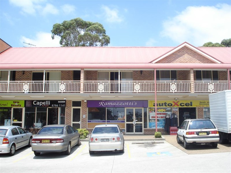 Shop 4/136-138 Edensor Road BONNYRIGG NSW 2177