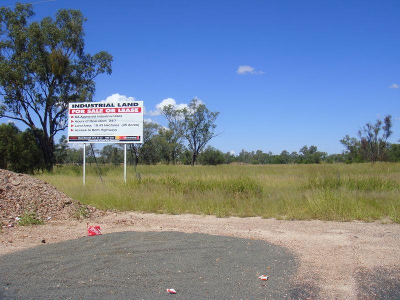 10 Leichhardt Highway (Cnr Kogan-Condamine) CONDAMINE QLD 4416