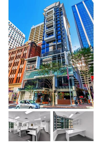 Suite  5.01/270 Adelaide Street BRISBANE CITY QLD 4000