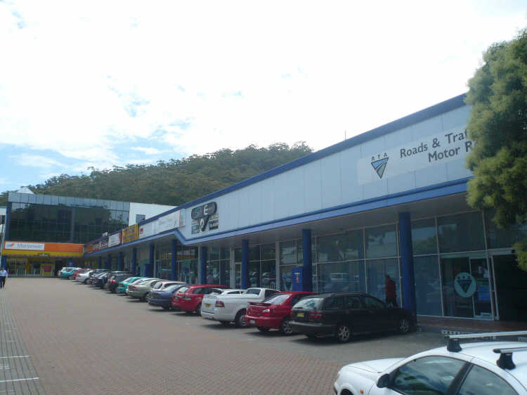 Shop 9/CNR Henry Parry Drive & William Street GOSFORD NSW 2250