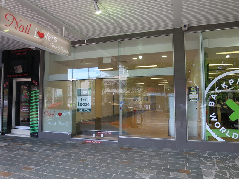 Shop 4/90-92 Lake Street CAIRNS QLD 4870