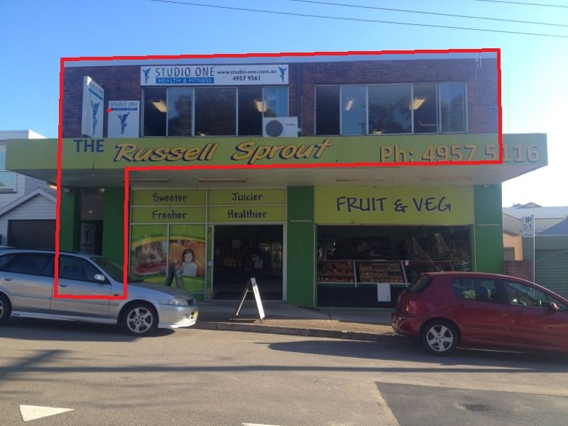 1st Floor/97 Russell Road NEW LAMBTON NSW 2305