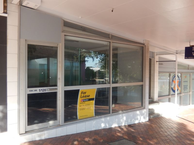 1&2/120 Goondoon Street GLADSTONE CENTRAL QLD 4680