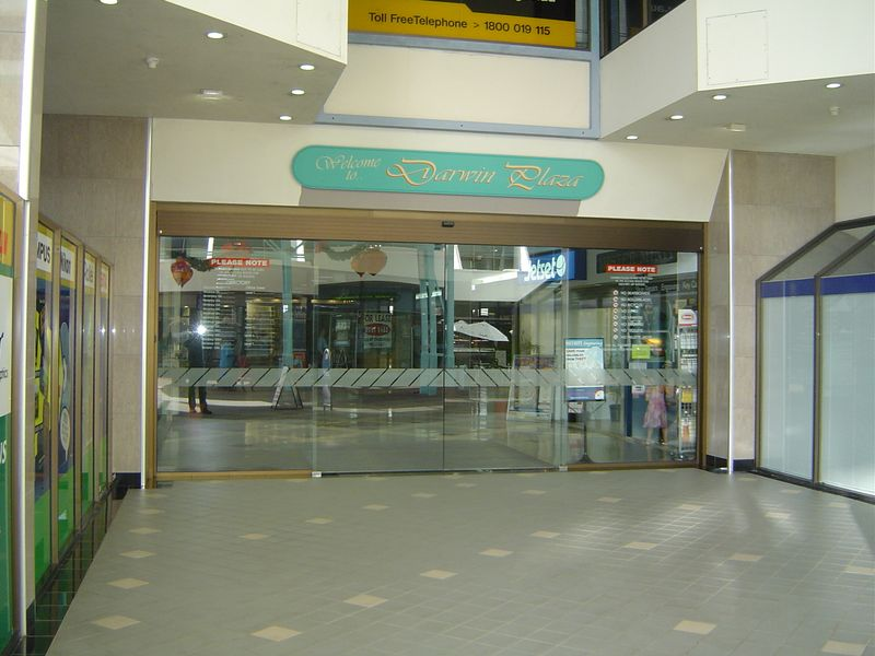 G6/41 The Mall DARWIN NT 0800