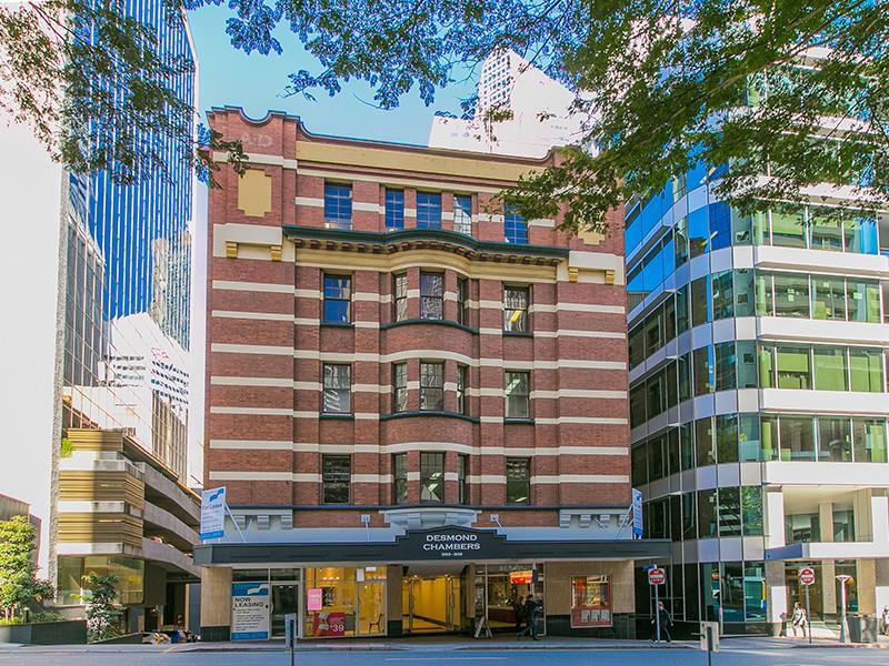 Suite  Suite 1.06/303 Adelaide Street BRISBANE CITY QLD 4000