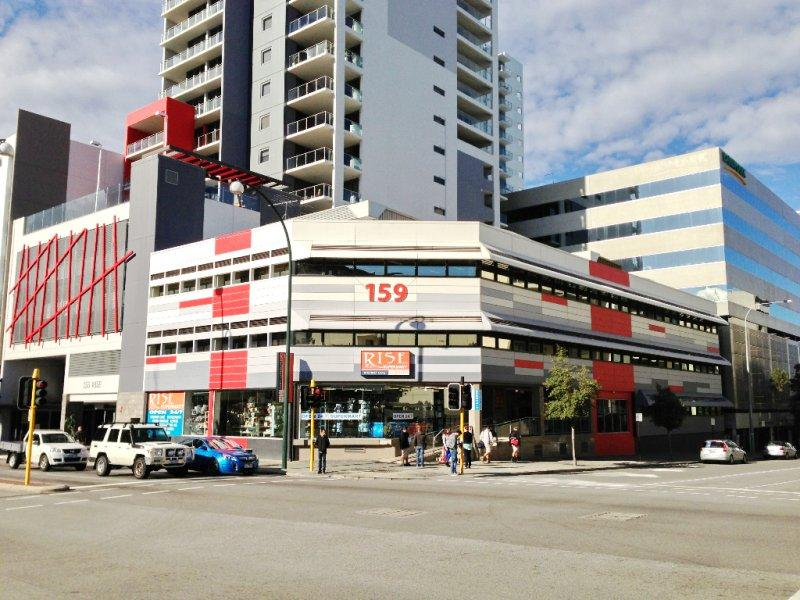 Ground  Suite 3A/159 Adelaide Terrace EAST PERTH WA 6004