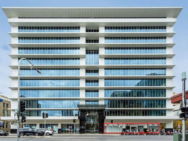 GROUND FLOOR 81 Flinders Street ADELAIDE SA 5000