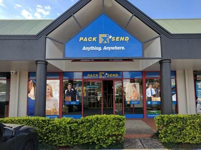 PACK & SEND Maroochydore QLD 4558