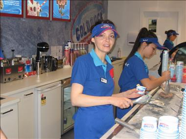 Cold Rock Ice Creamery photo