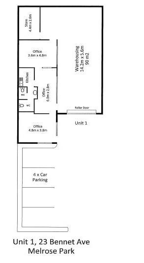 1/23 Bennet Avenue MELROSE PARK SA 5039