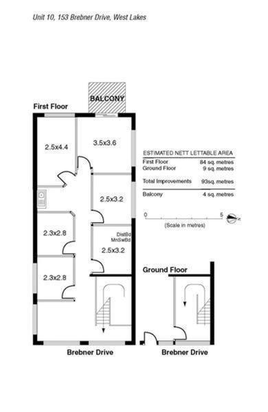 10/153 Brebner Drive WEST LAKES SA 5021