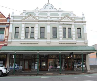 Part 1st Fl. 37-39 Russell St. TOOWOOMBA CITY QLD 4350