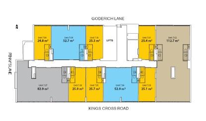 7.07/2-14 Kings Cross Road POTTS POINT NSW 2011