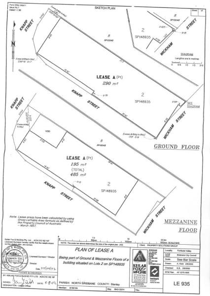 Lot  2/632 Wickham FORTITUDE VALLEY QLD 4006