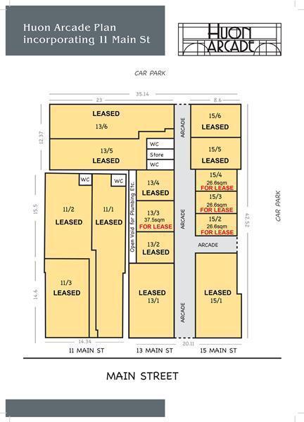 11-15 Main Street HUONVILLE TAS 7109