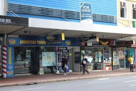 452-456 George Street BRISBANE CITY QLD 4000