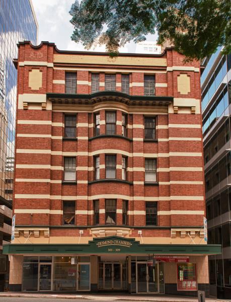 Suite  4/303 Adelaide Street BRISBANE CITY QLD 4000